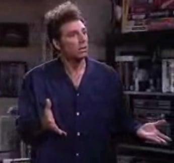 Kramer & Seinfeld Discuss Marriage