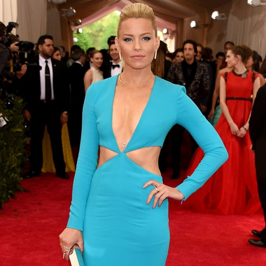 Elizabeth Banks Just Had a Supersexy J Lo Moment at the Met Gala