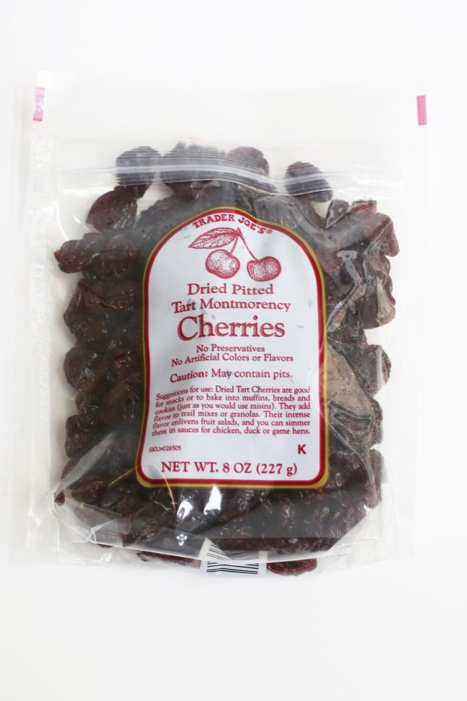 Dried Pitted Tart Montmorency Cherries ($5)