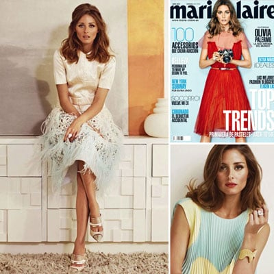 Olivia Palermo For Marie Claire Spain Pictures