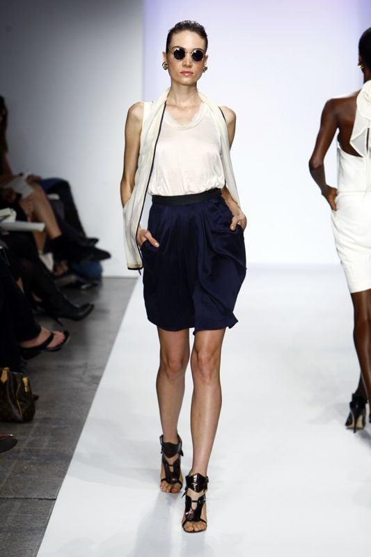 Los Angeles Fashion Week: Crispin & Basilo Spring 2009