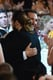 Jared and Matthew Congratulated Each Other With Hugs at the Globes
