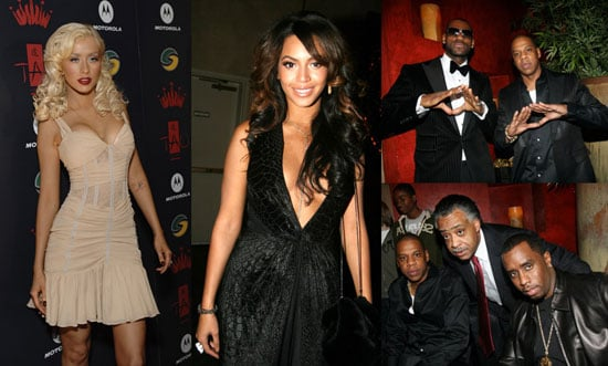 Jay-Z, Christina Really Love Basketball