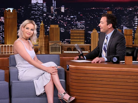 WATCH: Did Jennifer Lawrence Really Take an Ambien While Filming The Hunger Games?