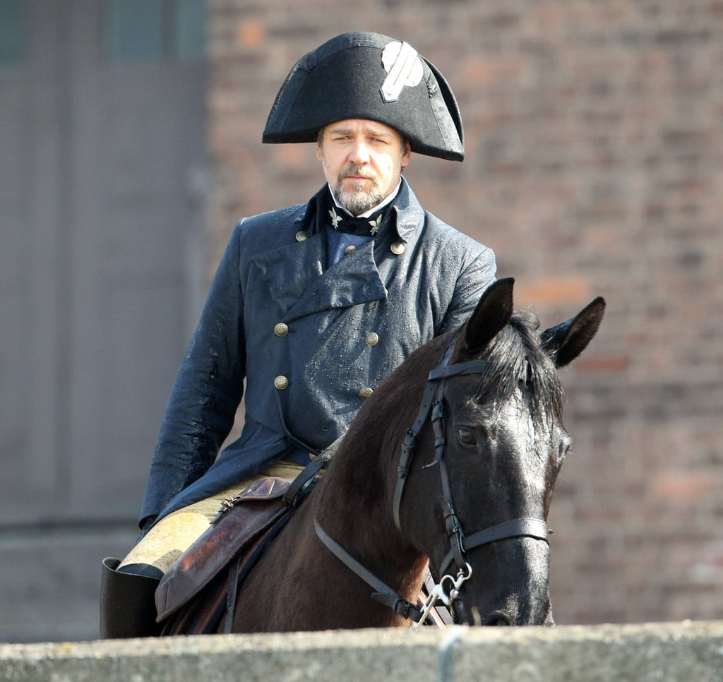 Les Miserables Movie Pictures Hugh Jackman | POPSUGAR ...