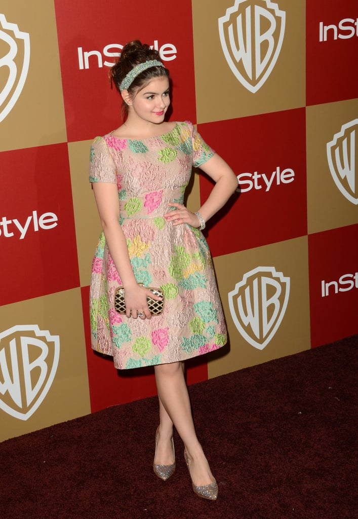 Ariel Winter made an arrival at InStyle's bash.
