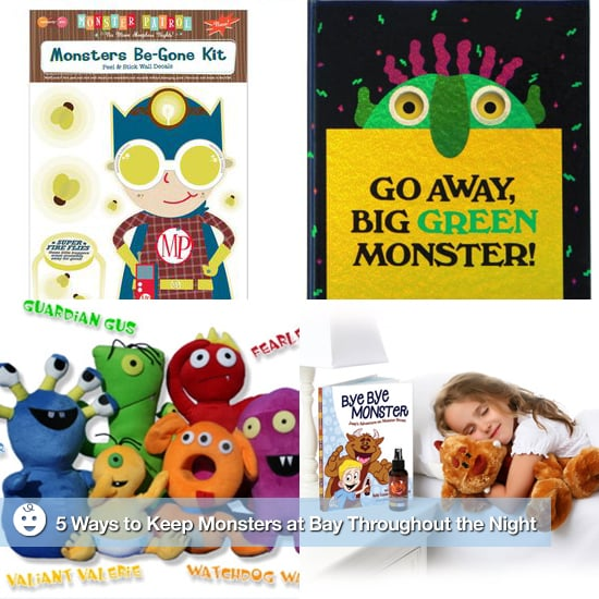 Tips For Overcoming Kids' Fear of Monsters