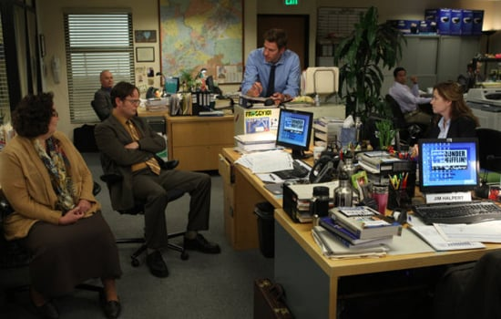 """Recap of The Office Episode """"Viewing Party"""""""
