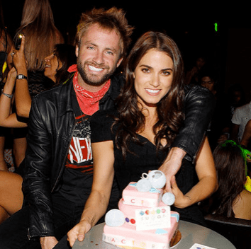 Nikki Reed and Paul McDonald Celebrating Her 23rd Birthday in Vegas