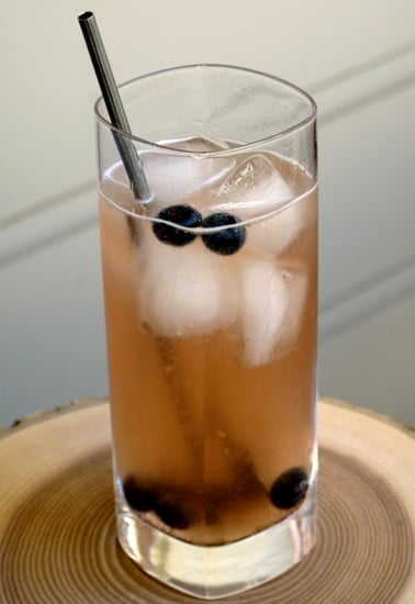 Blueberry Gin Cocktail Recipe
