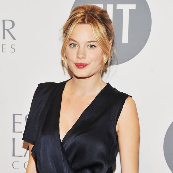 Model Camille Rowe's Best Hair and Makeup