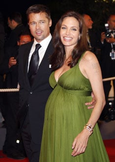 Photo of Brad Pitt and Angelina Jolie, Whose Guards Fought Camouflaged Paparazzi at Their Chateau in France