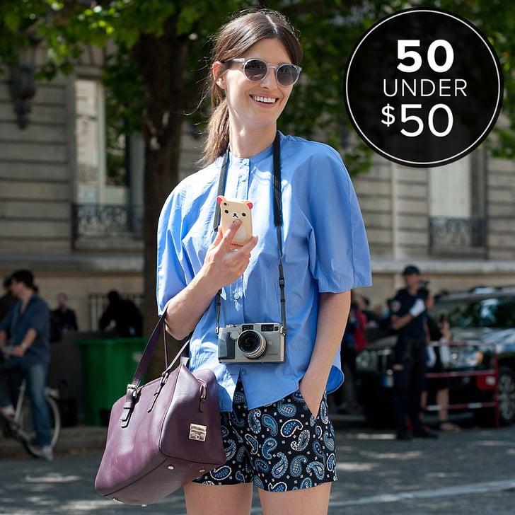 50 Under $50: The Chicest Shorts For Summer