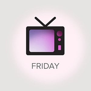 What's on TV For Friday, Nov. 8, 2013