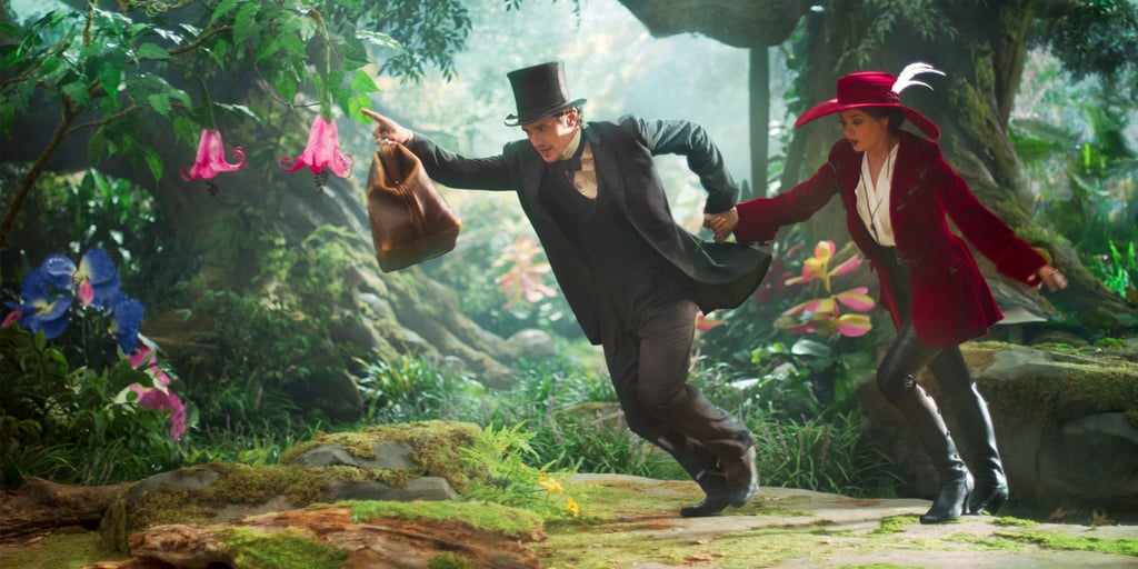 Movie Sneak Peek: All the Majestic Pictures of Oz the Great and Powerful