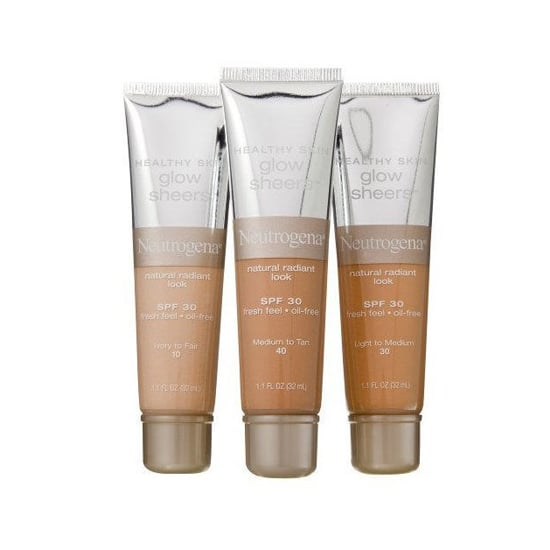 Neutrogena Healthy Skin Glow Sheers Broad Spectrum SPF 30 ($10) are the perfect amount of coverage when you're holding on to a glowing tan.