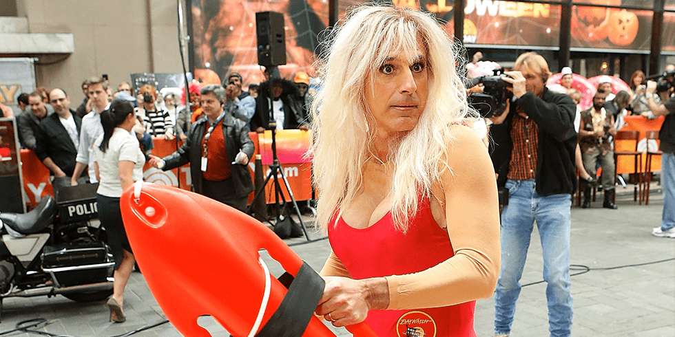 The Best Halloween Celebrity Cross-Dressers