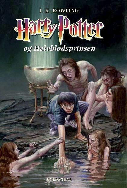 Harry Potter and the Half-Blood Prince, Denmark