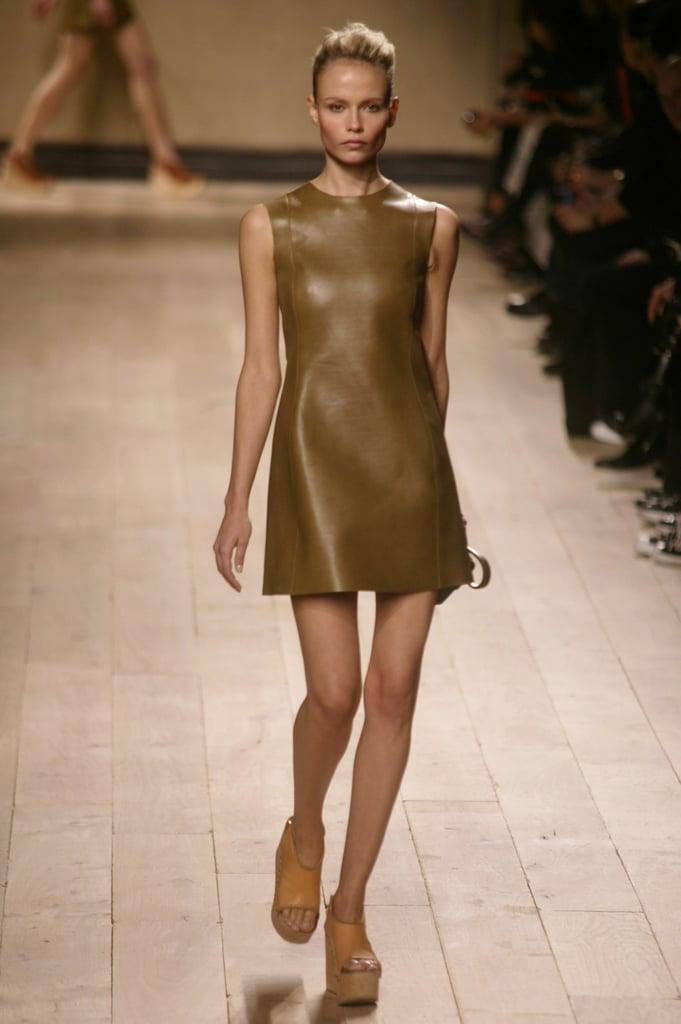 Paris Fashion Week: Celine Spring 2010