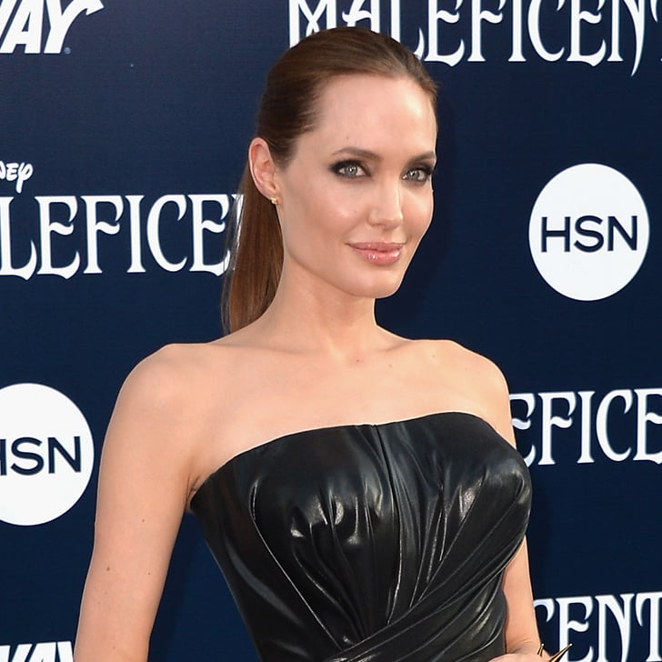 Don't Let Angelina's Smile Deceive You . . .