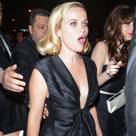 Reese Witherspoon and Cara Delevingne Met Gala Videos