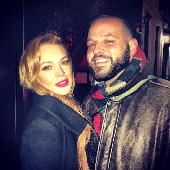 Lindsay Lohan Mean Girls Reunion 2014