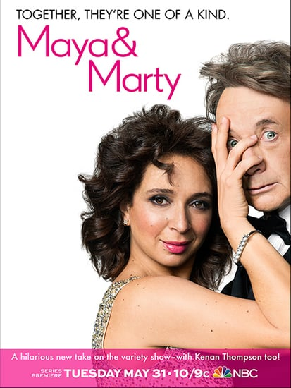 FIRST LOOK: Maya Rudolph and Martin Short Team Up for Maya & Marty