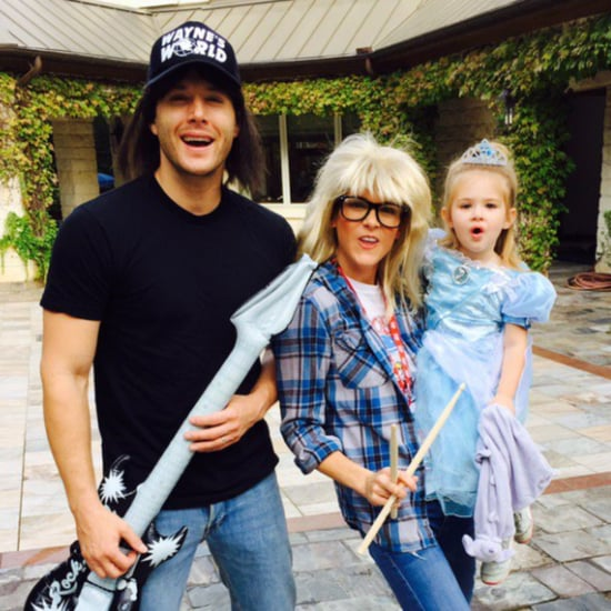 Celebrity Family Halloween Costumes