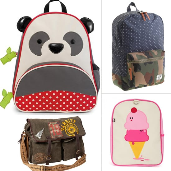 20 Awesome Backpacks For a Stylish School Year