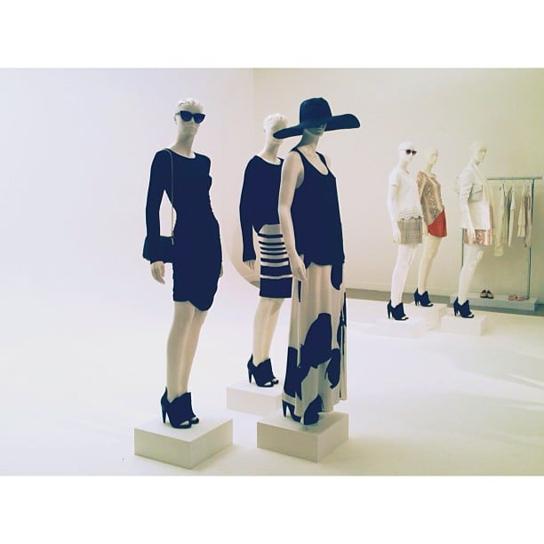 Some of the pieces from Witchery's Spring/Summer collection — loving the monochrome palette!