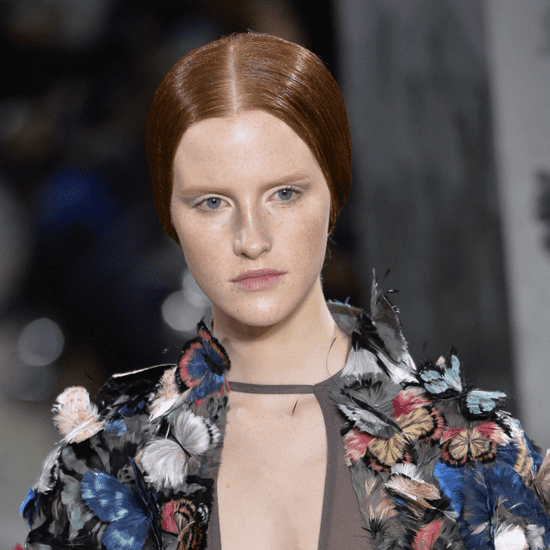 Valentino Haute Couture Hair and Makeup Spring 2014