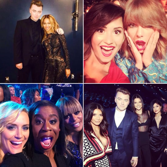Go Behind the Scenes With the Stars at the MTV VMAs!
