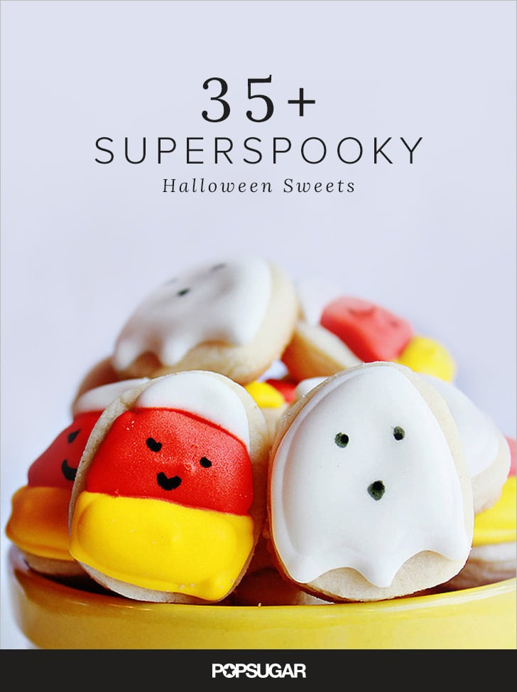 37 Scarily Cute Halloween Sweets