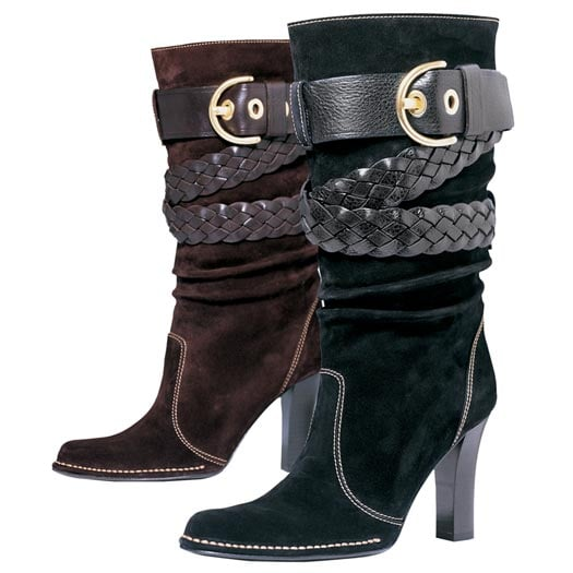 Coach Strappy Suede Boots: Love It or Hate It?
