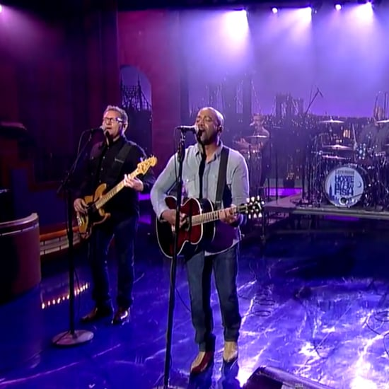 Hootie and the Blowfish Reunite on David Letterman