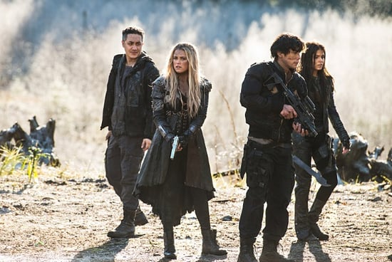 'The 100' Episode 312 Photos: Clarke Returns Home