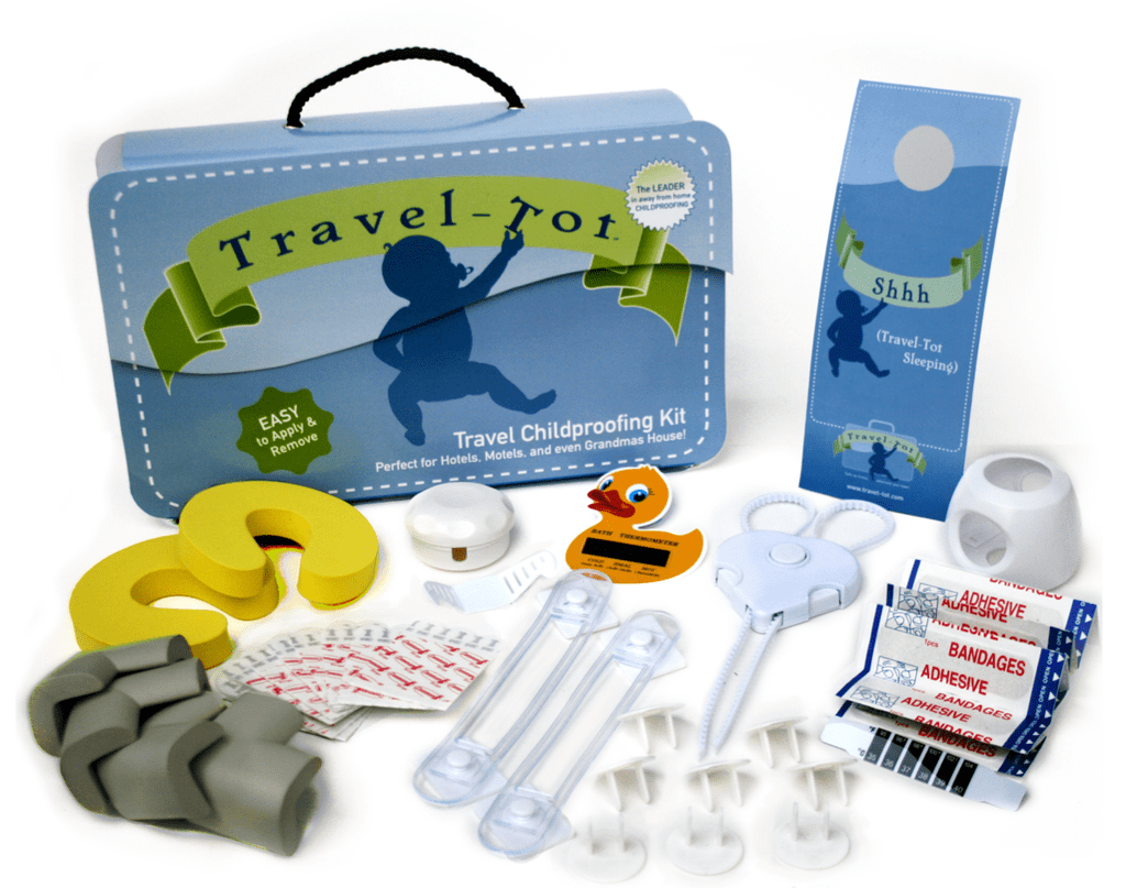 Travel-Tot's Travel Childproofing Kit ($35)