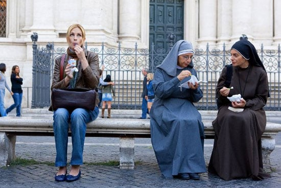 Gelato Shop in Rome Swamped With Eat Pray Love Fans