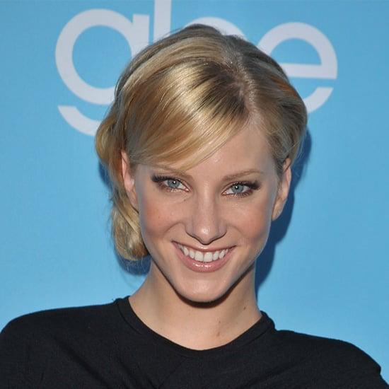 Heather Morris Named Spokeswoman For Flirt! Cosmetics