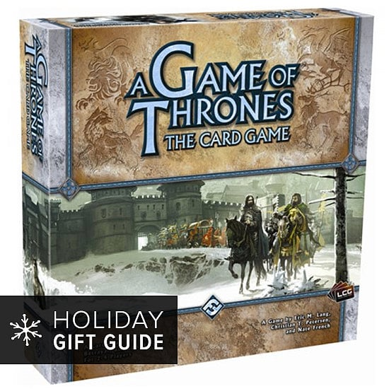 Winter is coming — literally — and it's never too early to start stocking up on holiday gifts for your loved ones. If you've got a Westeros enthusiast in your life, then you're in luck: POPSUGAR Entertainment has a ton of Game of Thrones-themed gifts for the geek in all of us.