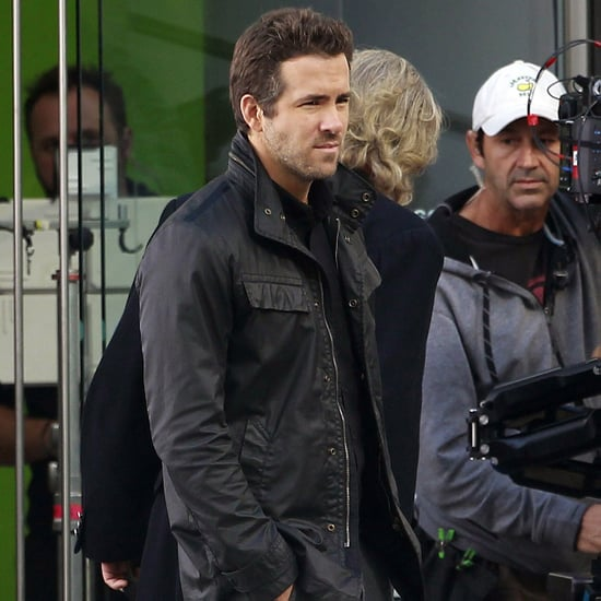 Ryan Reynolds Filming Reshoots For RIPD