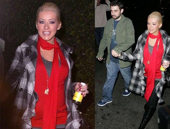 Christina Aguilera Finally Talks About Motherhood