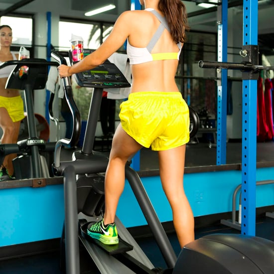 Cardio Workout For the Elliptical With Intervals