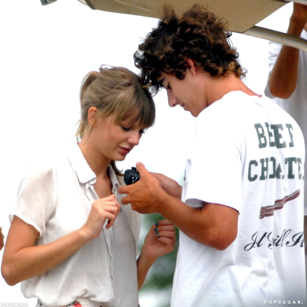 Taylor Swift and Conor Kennedy vacationed in Hyannis Port.