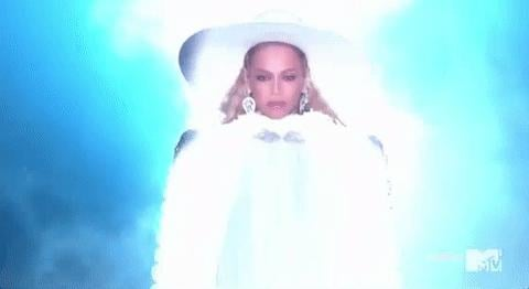Beyonce MTV Music Video Awards Performance GIFs 2016