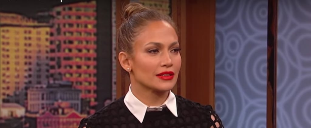 "Jennifer Lopez Finally Weighs In on Mariah Carey's Famous ""I Don't Know Her"" Comment"
