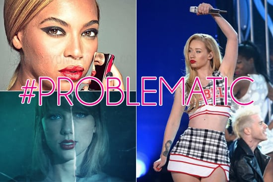 """#Problematic: Taylor Swift Has """"Style,"""" Beyonce Has Pores & Iggy Azalea Bails On Twitter"""