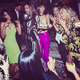 Going bold and having fun with friends were New Year's Eve priorities for Jourdan Dunn, Chanel Iman, and Beyoncé. Source: Instagram user officialjdunn