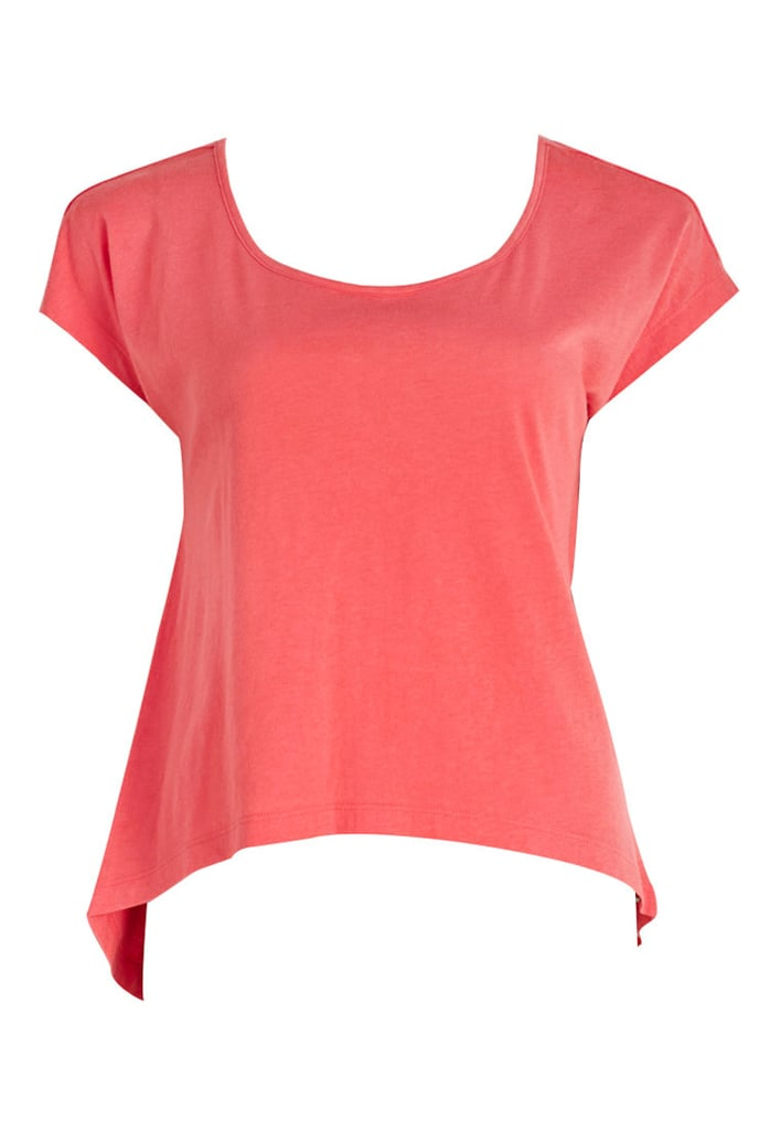 Forever 21 Yoga Tulip Top
