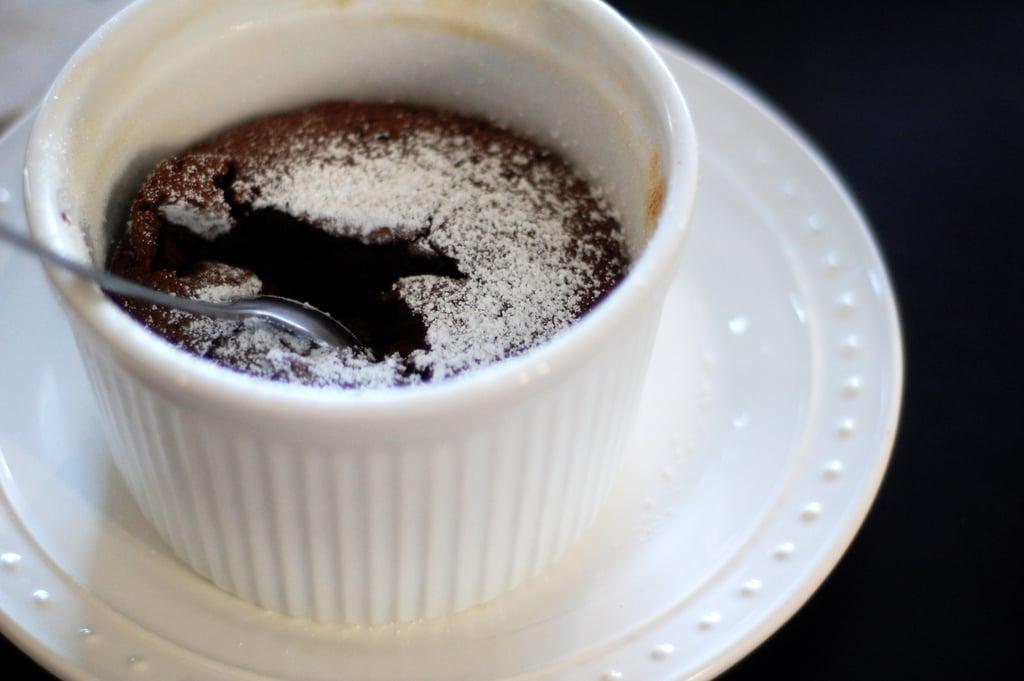 Chocolate Soufflé